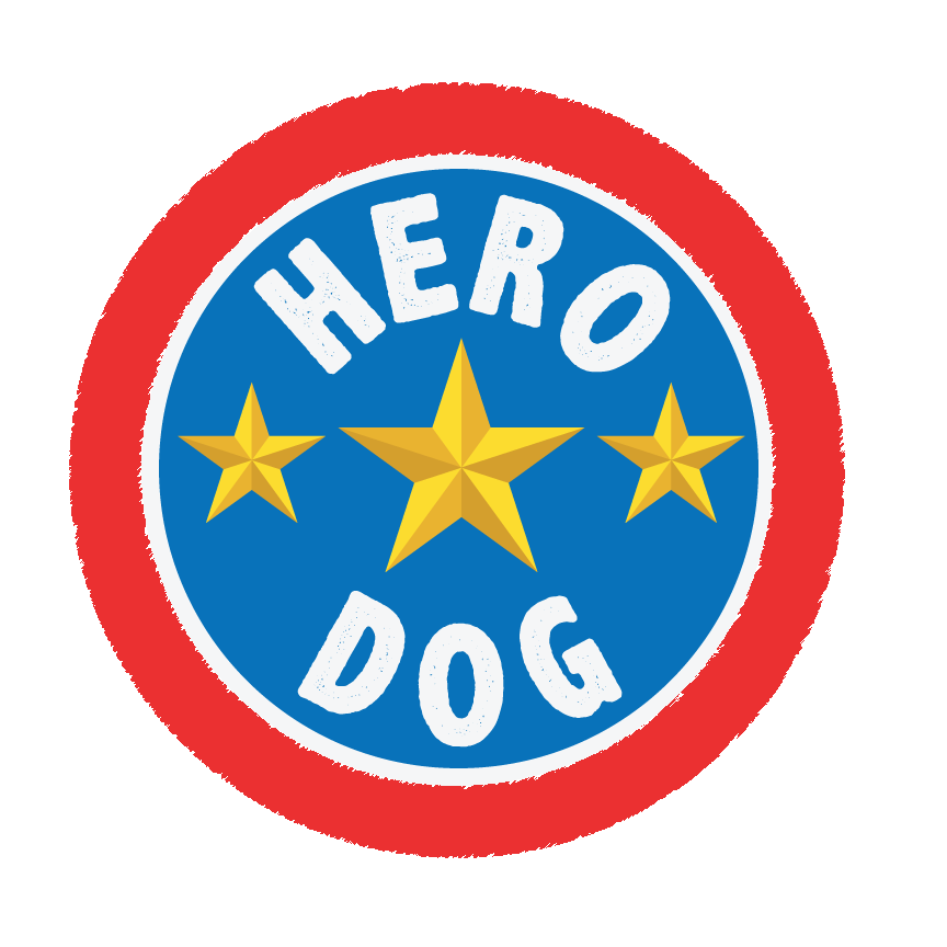 Hero Dog Logo